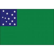 5x8' Nylon Green Mountain Boys Flag