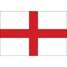 6x10' Nylon St George Cross Flag