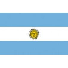 3x5' Lightweight Polyester Argentina Flag
